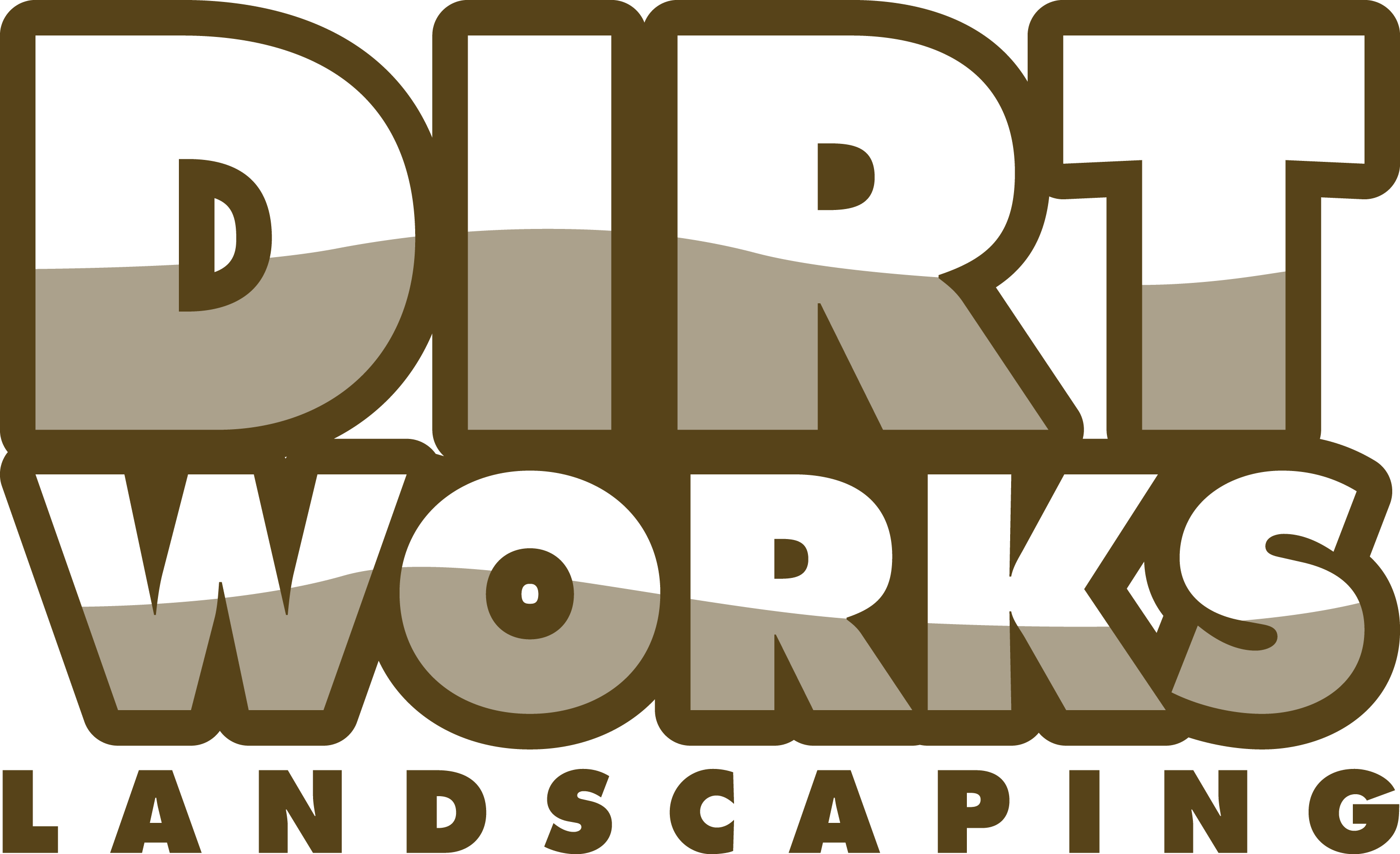 Welcome to Dirt Works Landscaping